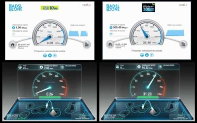 Diferencias entre ADSL y Fibra Optica - Infibra