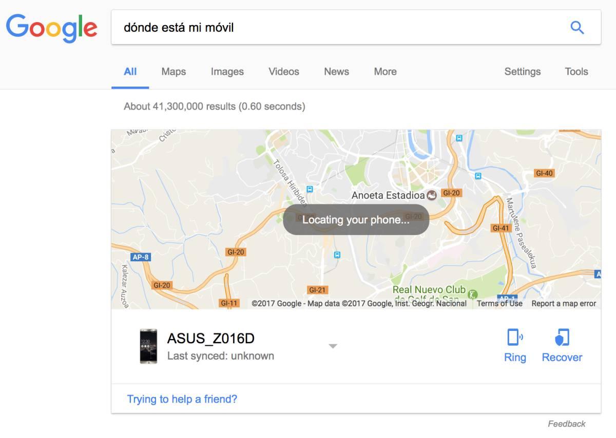 ¿Sabes cómo localizar un móvil perdido?
