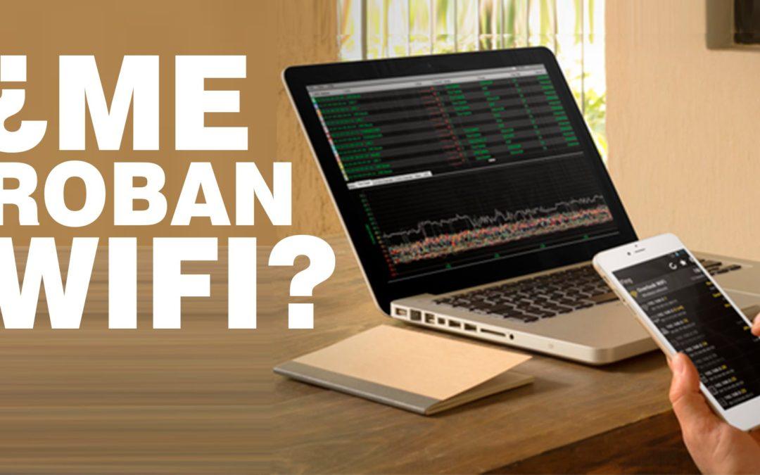 Cómo saber si te están robando el Wifi y cómo puedes evitarlo