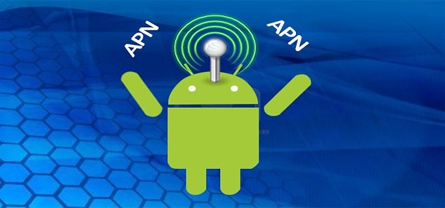 Configuración APN para terminales móviles de INFIBRA