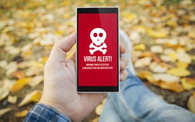 Proteger móvil de amenazas como virus y otros ataques