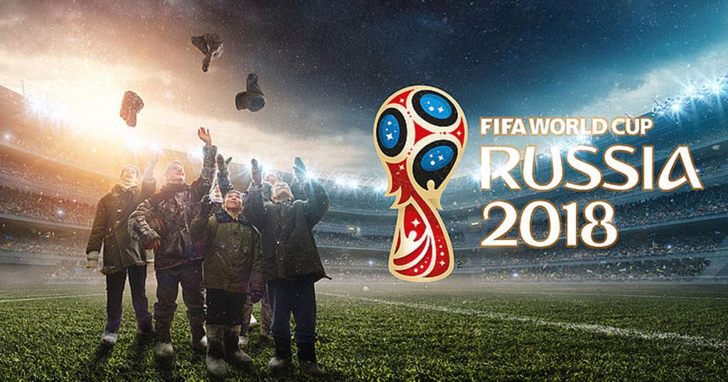 Mundial de futbol Rusia 2018