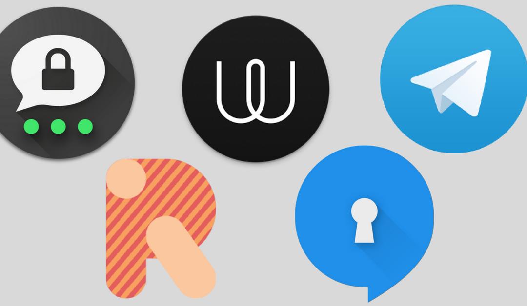 Las 5 mejores (y más seguras) alternativas a WhatsApp
