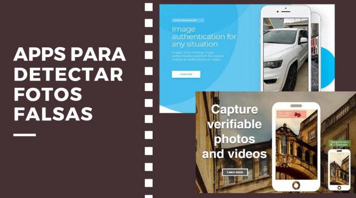 Apps para luchar contra las imágenes y vídeos falsos