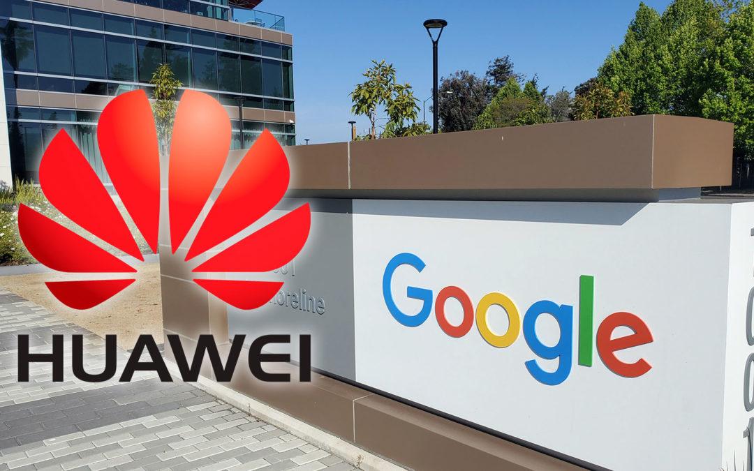 Google rompe con Huawei: cómo afecta esto a los usuarios